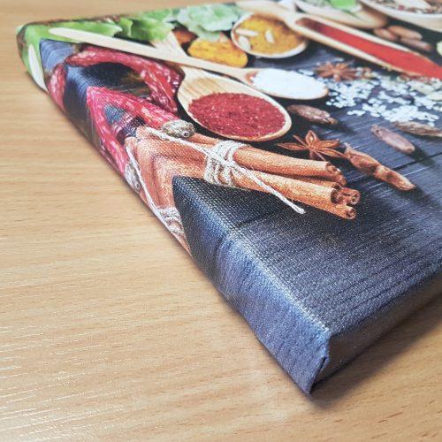 Fotodrobės kraštai | Spalvota Reklama