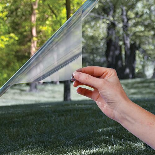 Veidrodinė plėvelė | Plėvelės stiklams - Spalvota Reklama