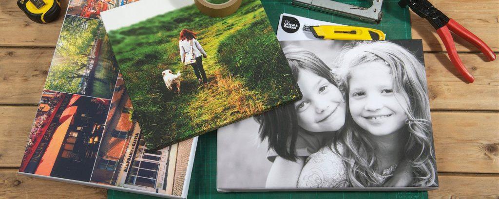 Nuotraukos ant drobes | Fotodrobės - spalvotareklama.lt