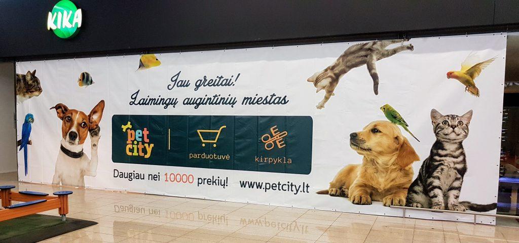 Reklaminiai tentai | Tentų gamyba - spalvotareklama.lt